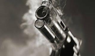 बिहारशरीफ में चली गोली , बदले में पुलिस ने दिया जवाब