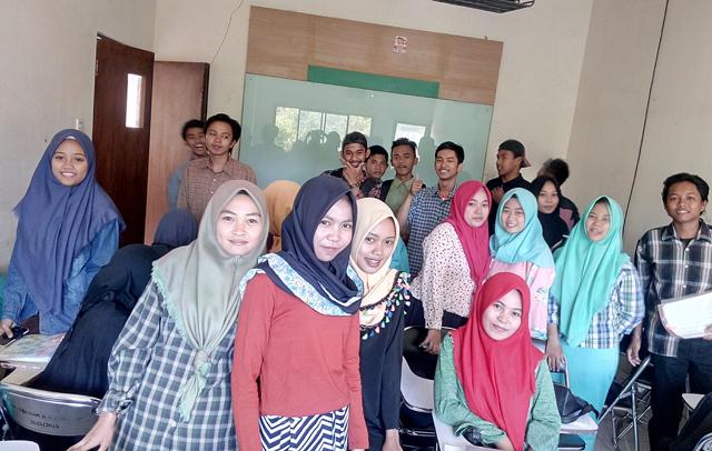 Mahasiswa FDK UIN Alauddin Keluhkan Akses Internet di Kampus