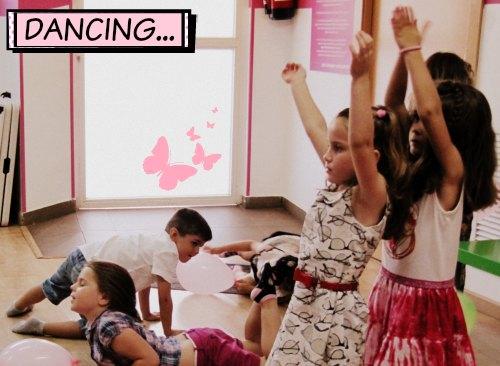 Bailando ...