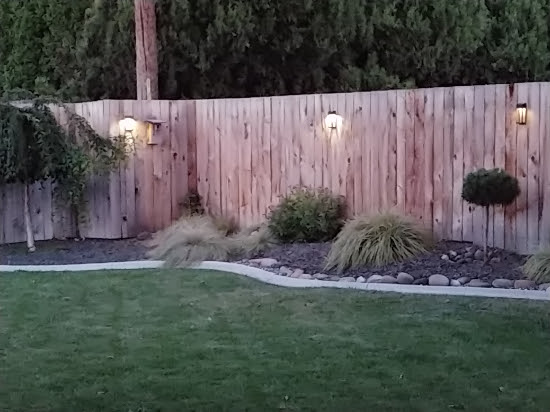 Spruce Up Your Yard With Solar Lighting