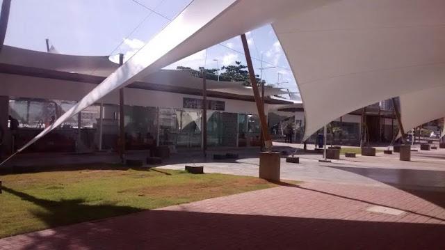 Restaurantes instalados na área do antigo mercado do peixe começam a funcionar nesta sexta-feira(12)
