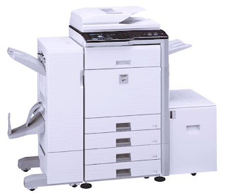 Sharp MX-4100N Printer Driver Download & Installations