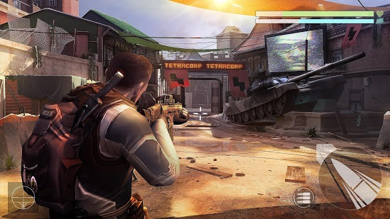 Download Cover Fire: Free Shooting Games MOD Android