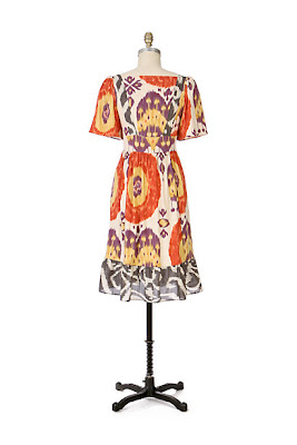 Anthropologie Persian Moon Dress by C. Keer