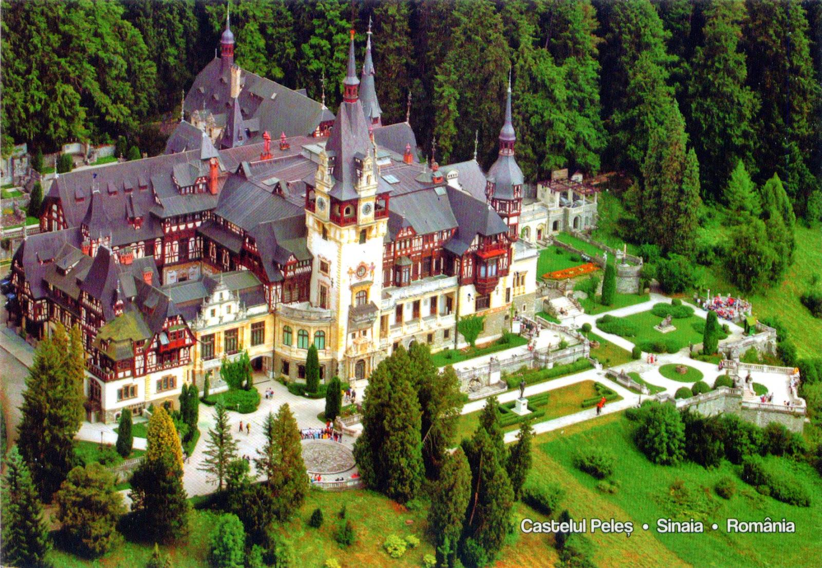 WORLD COME TO MY HOME 1480 1482 1810 ROMANIA Prahova