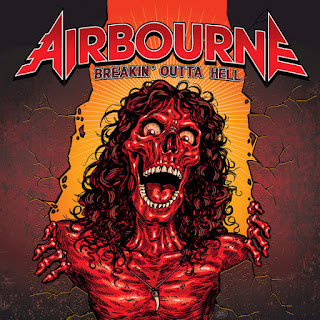 Airbourne - Breakin' Outta Hell (2016) - Album Download, Itunes Cover, Official Cover, Album CD Cover Art, Tracklist