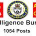 Intelligence Bureau Recruitment 2018 : Last date Reminder