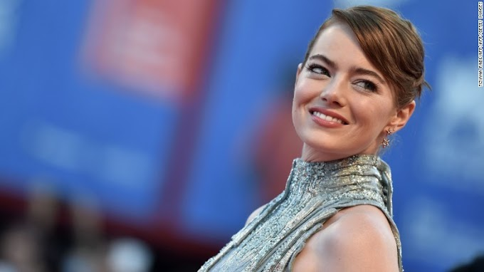 Emma Stone on equal pay in Hollywood: 'We should all be treated fairly'