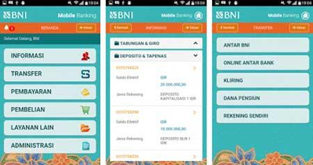 Solusi Aplikasi Mobile Banking BNI Minta Aktivasi Ulang