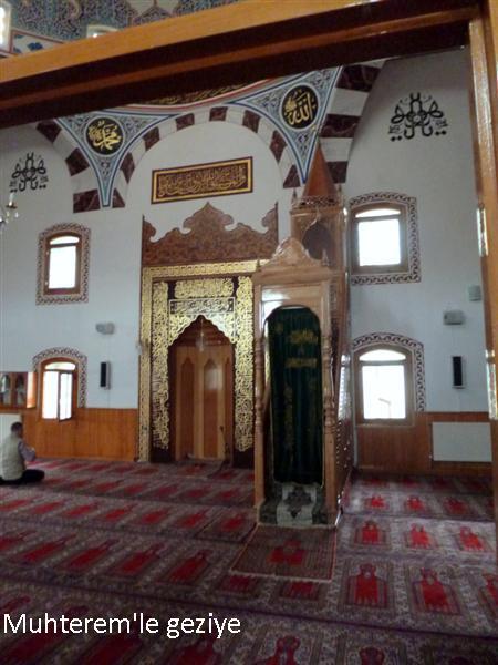 camii içinden resimler