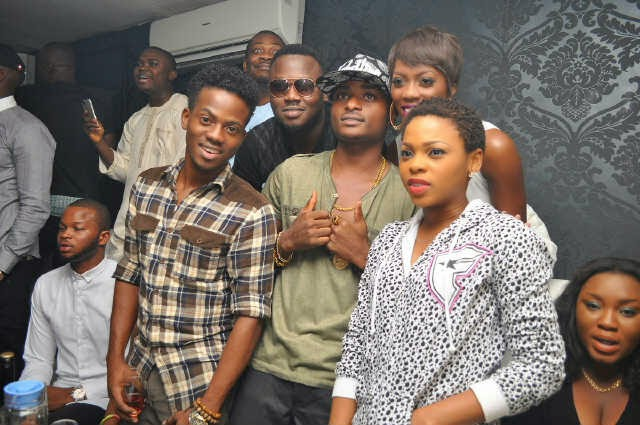 c Don Jazzy, Tiwa Savage, others @ The Place for #MTNCelebDouble rave