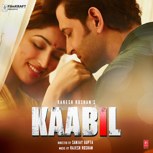 New Poster of Kaabil Movie