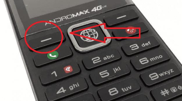 Cara Screenshoot di HP Smartfren Andromax Prime 4G LTE