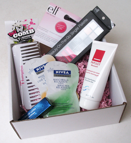 GlossyBox Octubre Caja Young beauty
