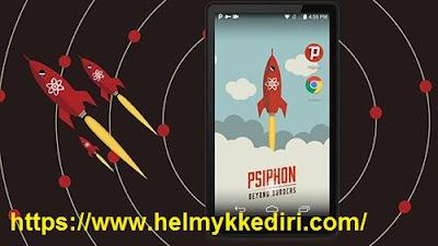 Aplikasi VPN android untuk membuka