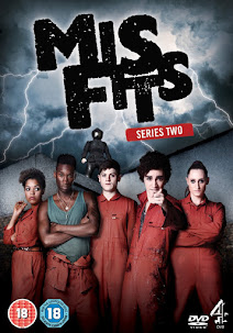 Serie tv in Visione - Misfits Stagione 2
