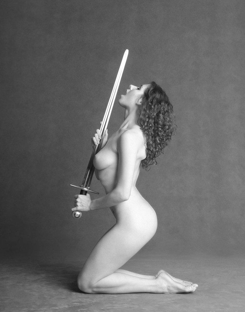 Mom naked girl with sword in girls pokemon naked