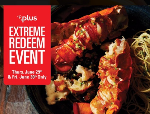 PC Plus Extreme Redeem Event