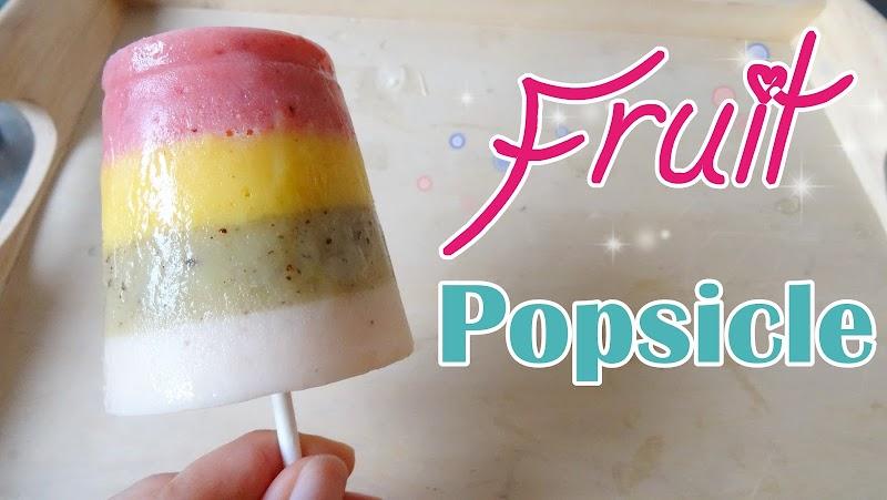Fruit Popsicle 鮮果雪條