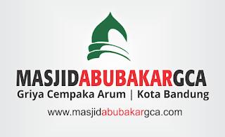 Situs web resmi DKM Masjid Raya Abu Bakar Ash-Shiddiq Griya Cempaka Arum