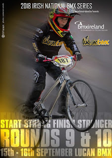 belfast city bmx club at National Series RD 9-10 - Lucan BMX Club - 15th & 16th September