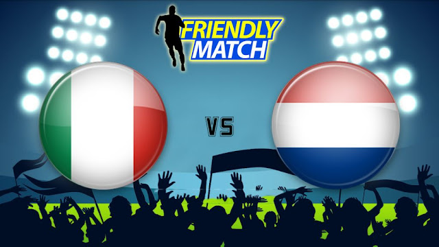 Italy vs Netherlands Full Match And Highlights 04 June 2018