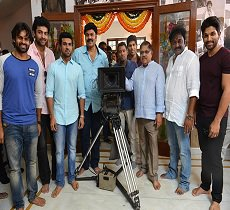 Grand Launch For Megastar's 150th Film