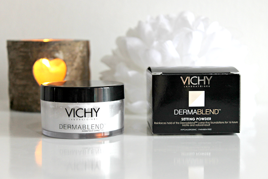 Review | Vichy DermaBlend Setting Powder...