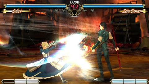 fate unlimited codes psp download