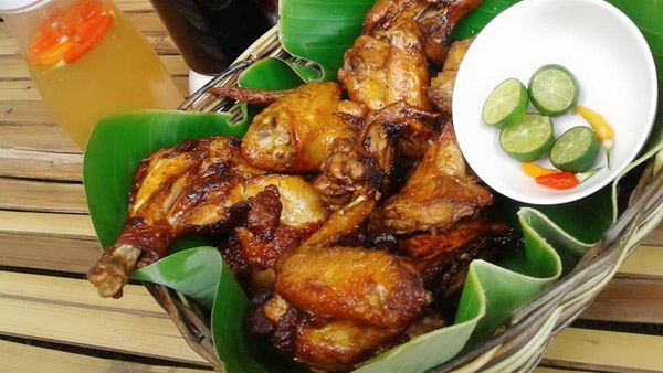 Budzkie Restobar fried chicken inasal