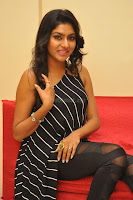 Akshida in Black Tank Top at Kalamandir Foundation 7th anniversary Celebrations ~  Actress Galleries 084.JPG