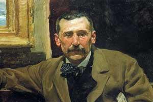 Benito Pérez Galdós, ejemplo de uno de los escritores realistas en España