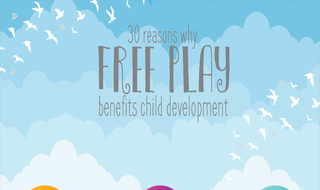 30 Reasons Why Free Play Benefits Child Development