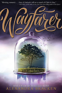 Wayfarer by Alexandra Bracken book cover