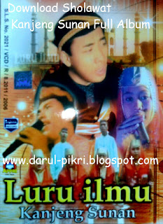 Download Sholawat Kanjeng Sunan Full Album