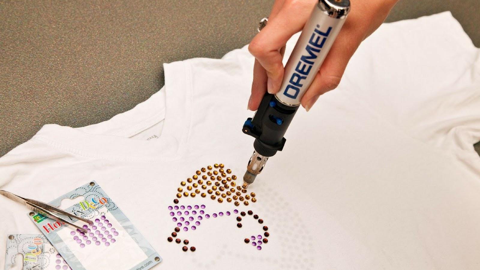 ¿Cómo personalizar las camisetas con DREMEL® VersaTip?