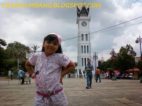 Menara Jam Gadang | Maskot Wisata Bukittinggi