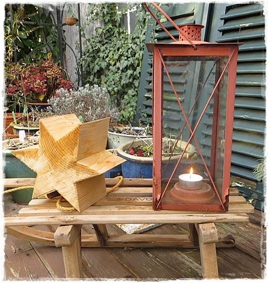 neues vom lindenhof gartenzauber im advent. Black Bedroom Furniture Sets. Home Design Ideas