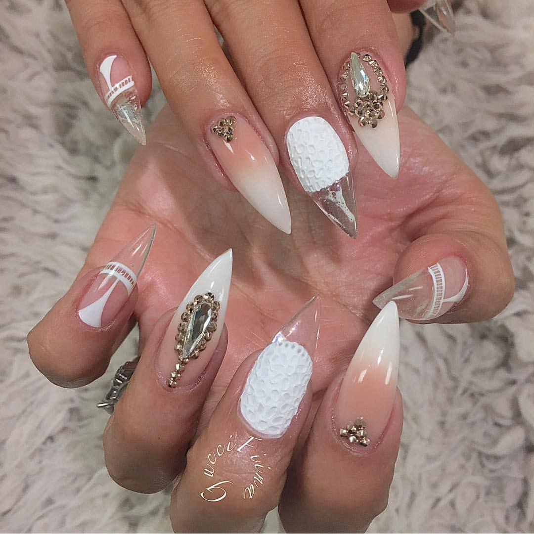 Stiletto Nails Is Here