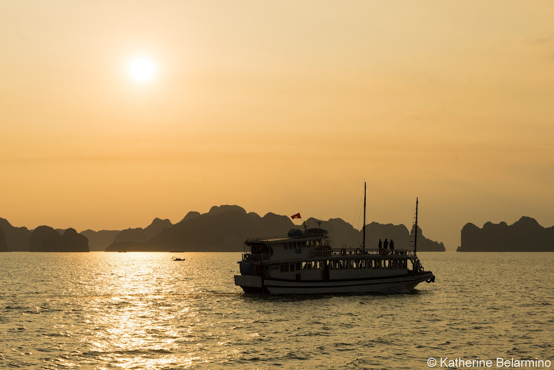 Hanoi Side-Trip to Ha Long Bay in 24 Hours Sunset