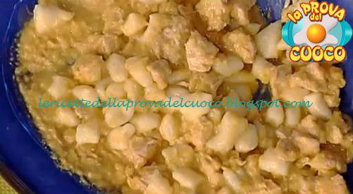 Gulasch di tacchino ai porri con gnocchetti all'acqua ricetta Moroni da Prova del Cuoco
