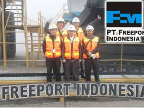 Lowongan Kerja PT Freeport Indonesia - S1/S2 Fresh Graduate Program - April 2018