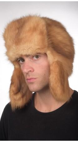 fox fur hats