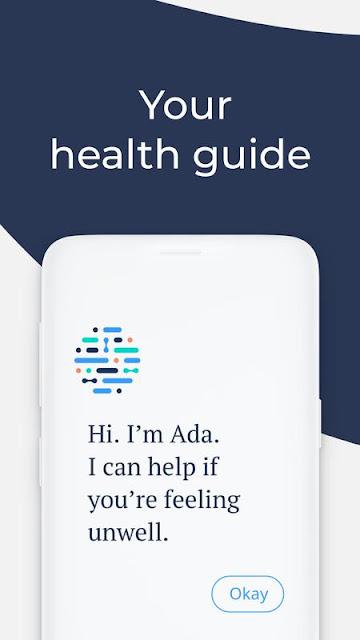 تطبيق Ada Your Health Guide