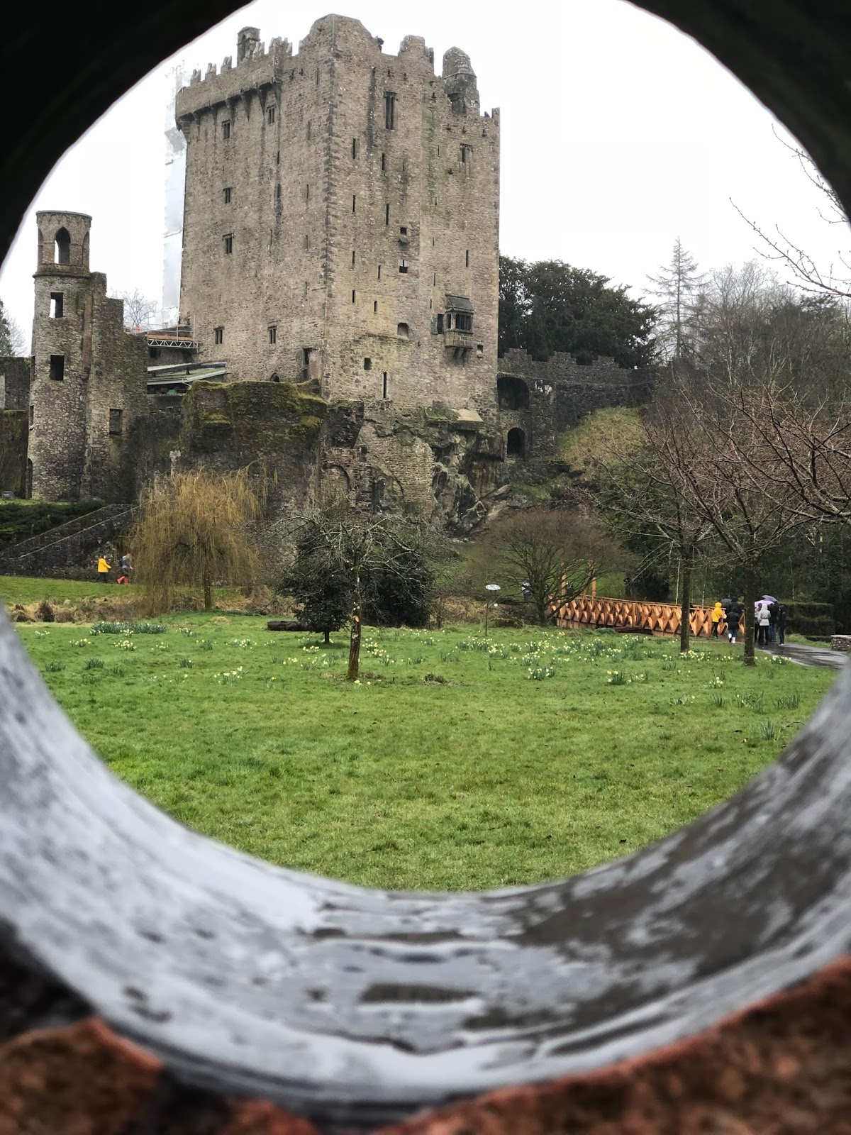 Where to go in Ireland, Ireland Road Trip, Trips to take around Ireland, Blarney Stone