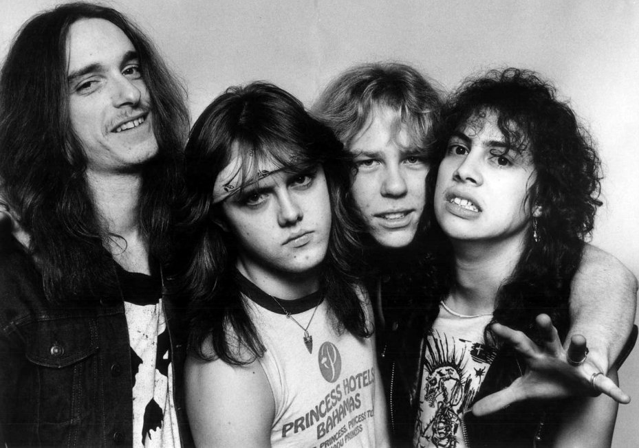 """Metallica releases unpublished 1986 version for """"For Whom The Bell Tolls"""""""