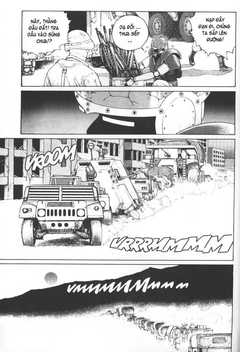 Battle Angel Alita chapter 34 trang 10