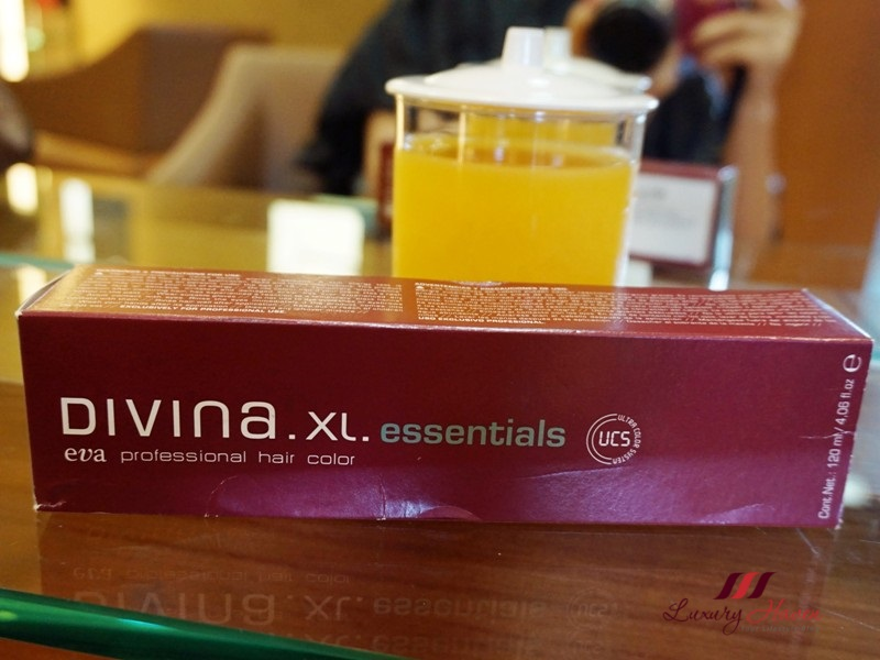 eva professional divina xl permanent hair colour review