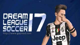 Dream League Soccer 17 Versi 4.10 by Riady Dybala Android