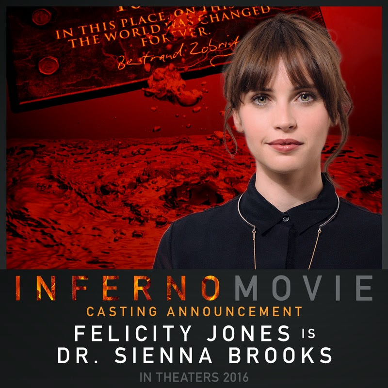 'Da Vinci Code' Sequel 'Inferno' Set For 2016 Release